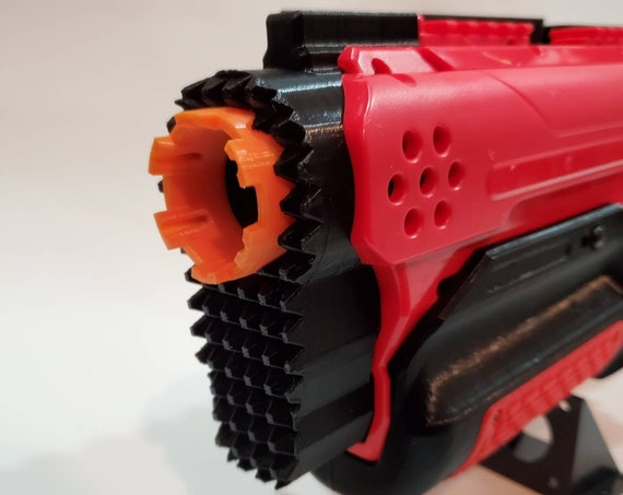 Breaker Barrel Replacement Nerf Mod for Nerf Rival Takedown