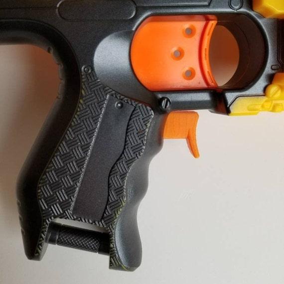 Nerf Barricade Rev Trigger Nerf Mod