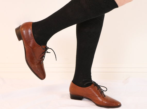Women's Oxford Shoes/1980's Oxford Shoes/1990's Ox