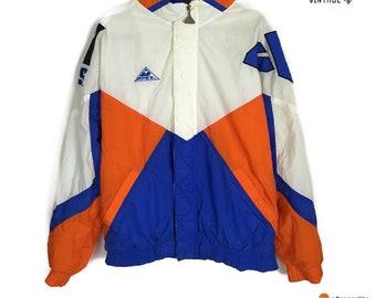 4327221e2d5 Vintage Apex One Nba Cleveland Cavaliers Cavs Windbreaker Light Jacket Size  Mens XL