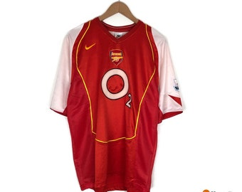 new concept ff4bc 650eb Nike arsenal jersey   Etsy