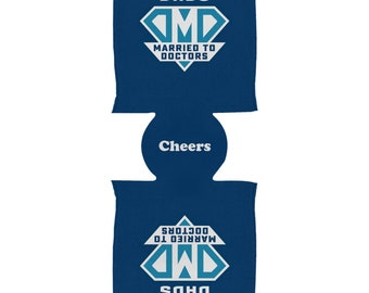 Dmd Can Or Bottle Koozie (Cozie)