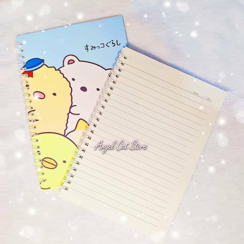 Sumikko Gurashi A5 Notebook Stationery san-x