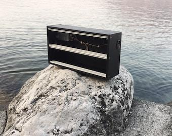 6U EURORACK CASE POWERED 84 or 104 or 126 hp, modular synthesizer