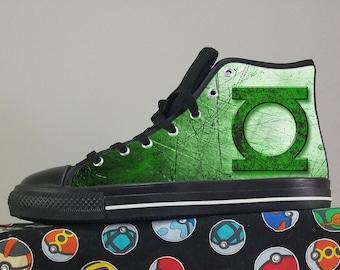 09074c311985 Green lantern shoes