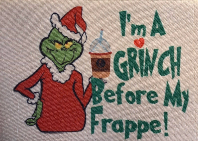 Frappe/Coffee/Solo Cup Insulated Drink Holder image 0