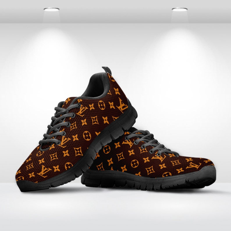 0ddaff188b3c Inspired louis vuitton shoes unisex sneakers louis etsy jpg 794x794 Lv shoes