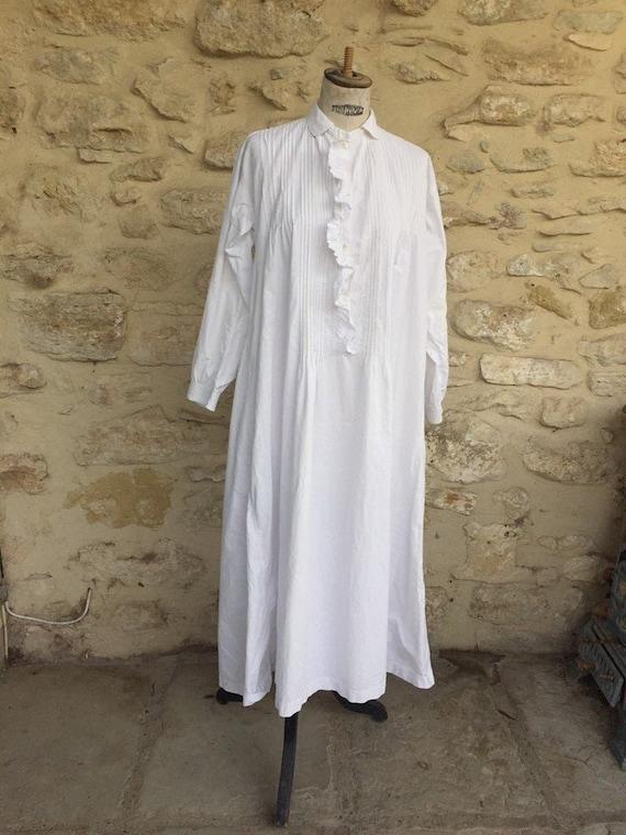 Antique Victorian nightgown
