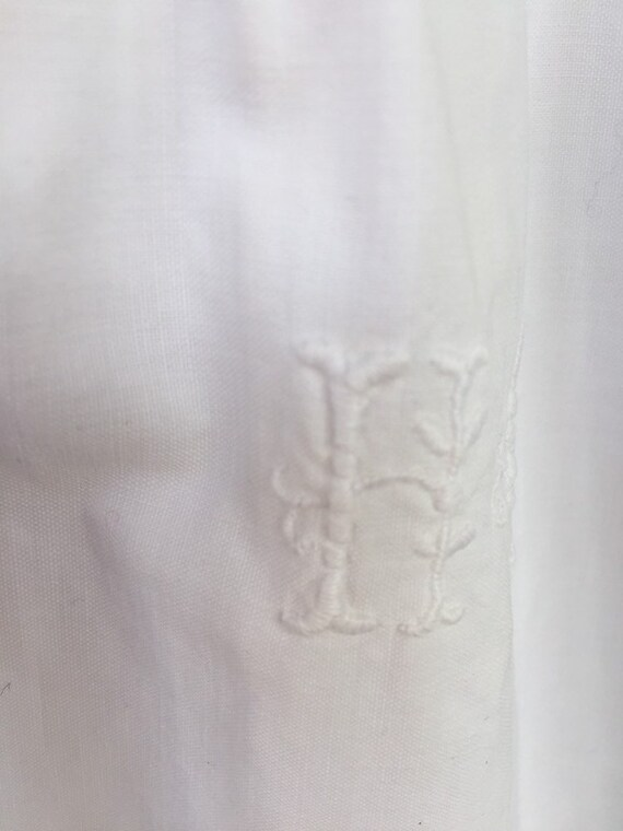 Antique Victorian nightgown - image 3