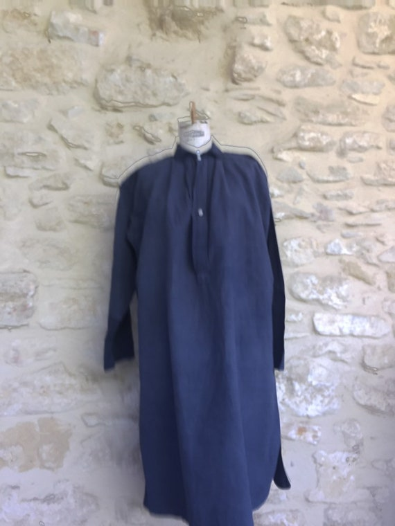 Antique French smock