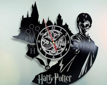 Horloge de harry potter etsy