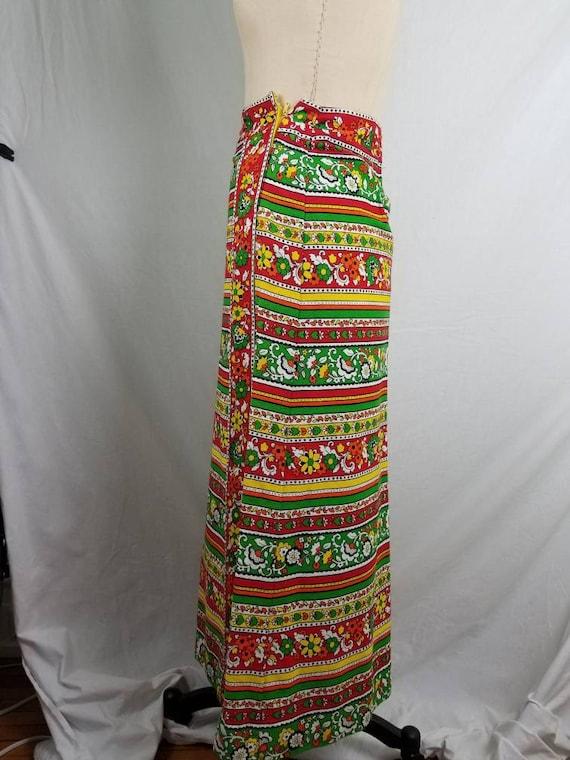 Long 60s skirt, LANZ, Bonwit Teller - image 5