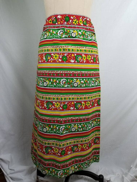 Long 60s skirt, LANZ, Bonwit Teller