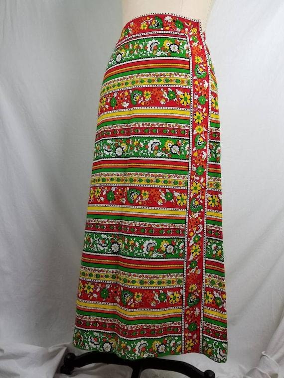Long 60s skirt, LANZ, Bonwit Teller - image 6