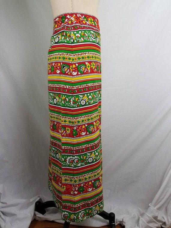 Long 60s skirt, LANZ, Bonwit Teller - image 4