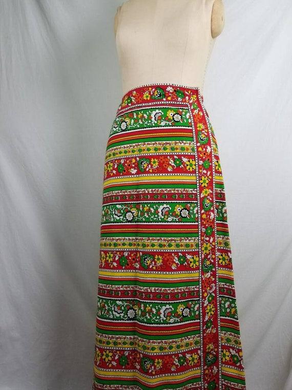 Long 60s skirt, LANZ, Bonwit Teller - image 3