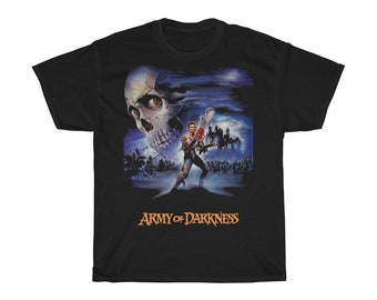 24ece23d Evil Dead Army of Darkness T-Shirt