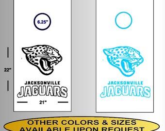 5068c4f9 Jacksonville jaguars decal   Etsy