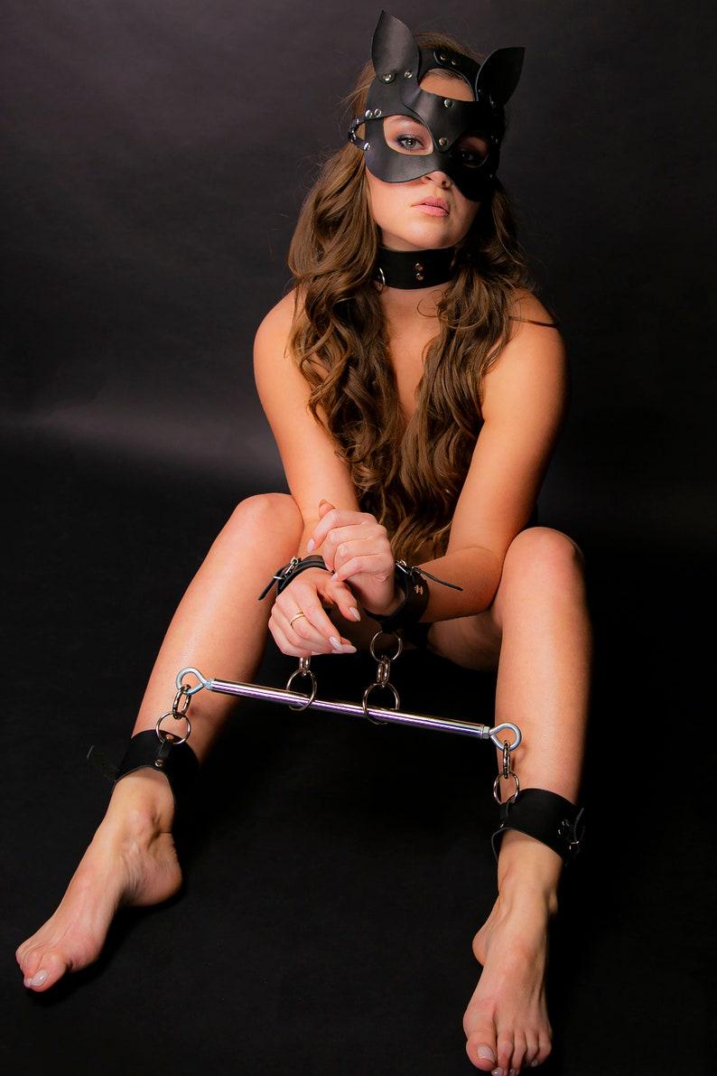 Leg Spreader Bar Sex Leg Restraints Ankle Bar bdsm