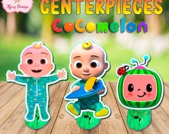 Cocomelon Decor Etsy