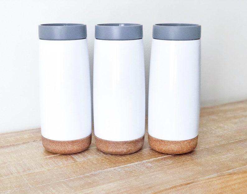 monogram tumbler travel coffee mug personalized coffee cup image 0