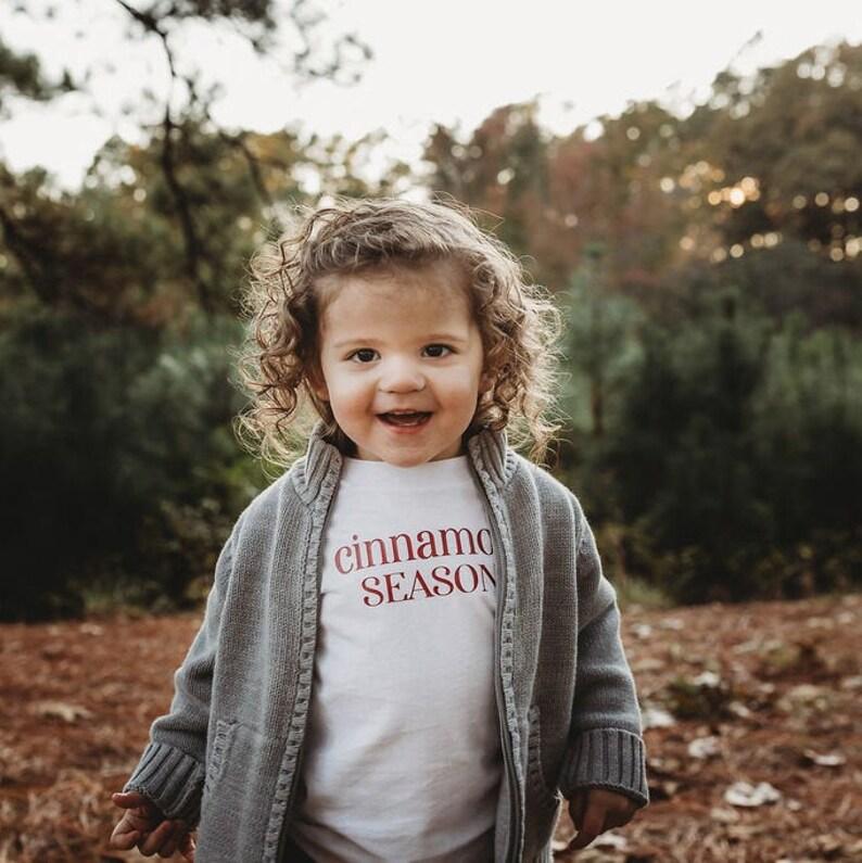 Baby Christmas Shirt  Minimalist Christmas Shirt  Kids image 0