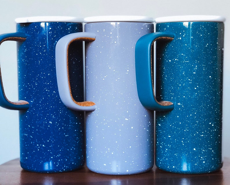 travel coffee mug personalized coffee cup camping cup image 0