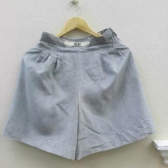 vintage Courreges 70s short High waist Size Small
