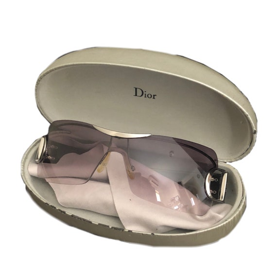 Christian Dior airspeed purple gradient sunglasses