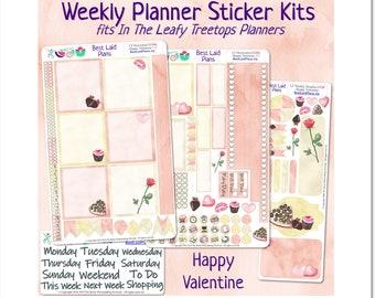 Horizontal Hydrangea Hype Theme Erin Condren Mini Leafy Treetops Pocket Classic Vertical Planner Stickers for Happy Planner Bullet Journal