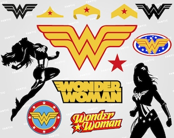 Wonder Woman Etsy
