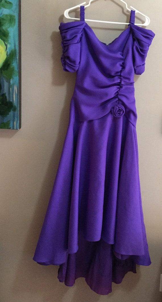 80's Prom Dress