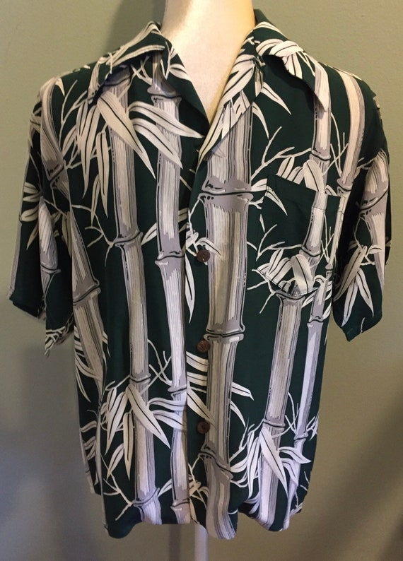 Vintage Original 1940's Hawaiian Shirt