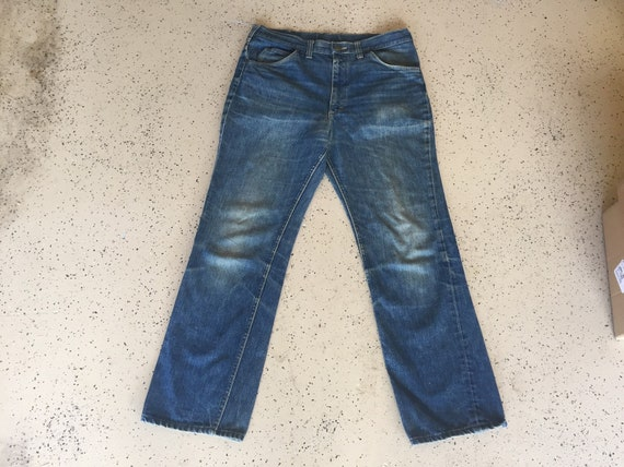 Vintage 60's Lee Flare Jeans