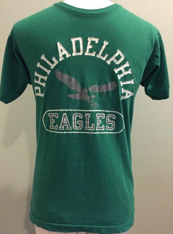 Vintage 1970's Philadelphia Eagles Champion Blue B