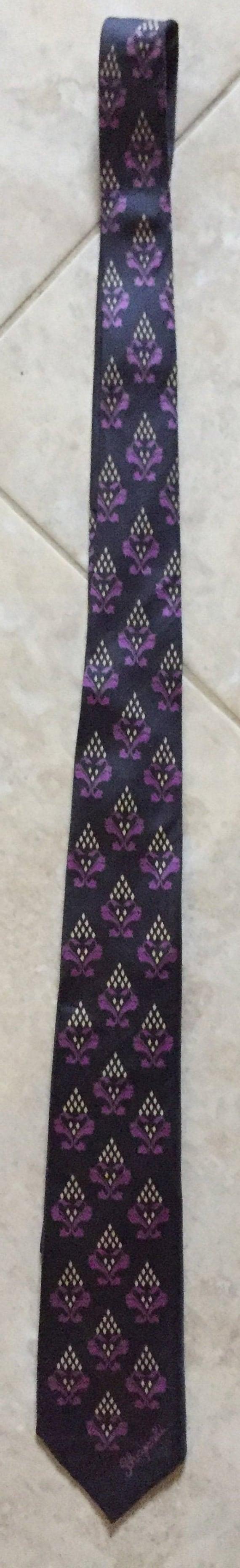 Rare Vintage 1950s Schiaparelli Necktie