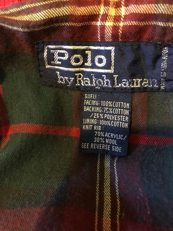 Vintage Ralph Lauren Cordouroy Jacket - image 3