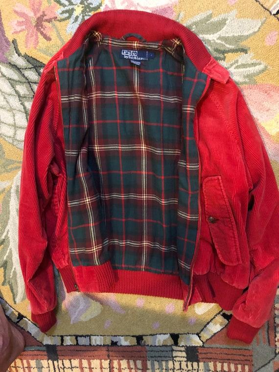 Vintage Ralph Lauren Cordouroy Jacket - image 4