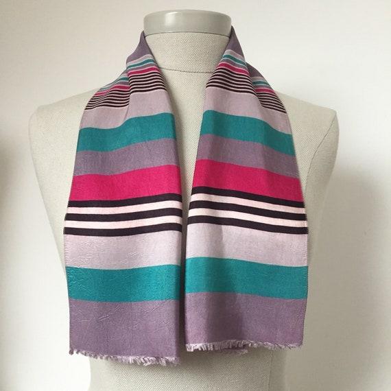 30s Art Deco Scarf, 30s scarf