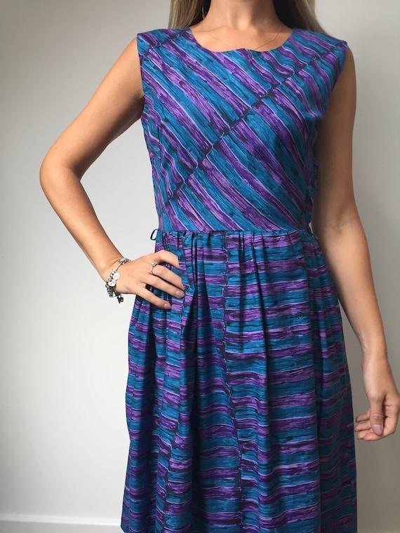 50s Day Dress AS NEW, 50s dress, Size XS  Size S,… - image 7