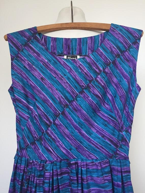 50s Day Dress AS NEW, 50s dress, Size XS  Size S,… - image 6