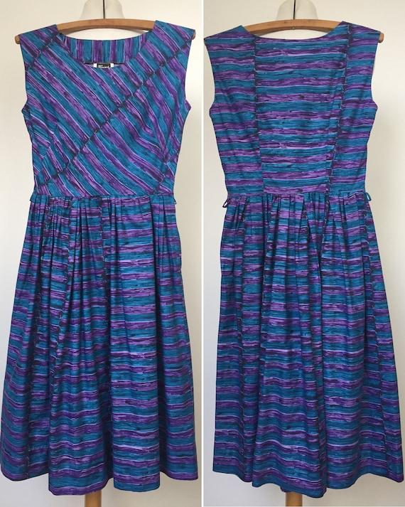 50s Day Dress AS NEW, 50s dress, Size XS  Size S,… - image 2