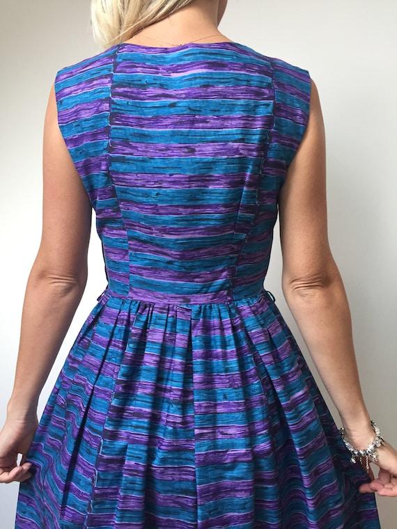 50s Day Dress AS NEW, 50s dress, Size XS  Size S,… - image 8