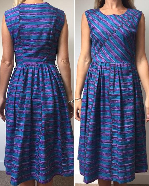 50s Day Dress AS NEW, 50s dress, Size XS  Size S,… - image 10