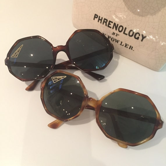 DEADSTOCK 70s Selecta Sunglasses, NOS Sunglasses,