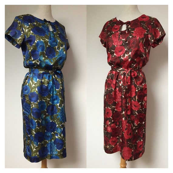 UNWORN 50s shift dress, 60s shift dress, 50s novel