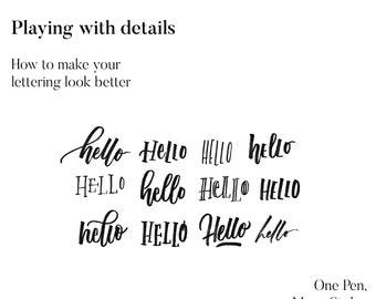 LIYD Lettering Studio