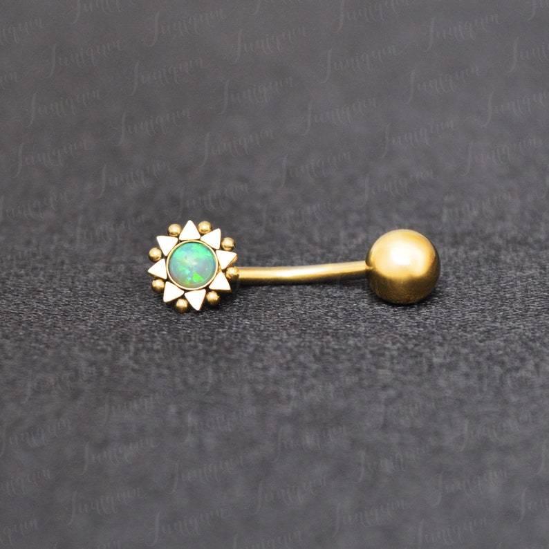 Belly Ring Belly Jewelry Belly Button Rings Surgical Steel Belly Button Jewelry Navel Ring Belly Bar Belly Piercing Small