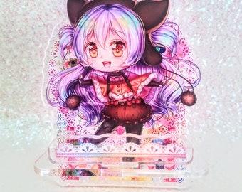 Puella Magi Madoka Magica - Momoe Nagisa Anime Acrylic Cell Phone Holder Stand