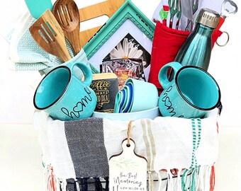 Kitchen Gift Basket Etsy